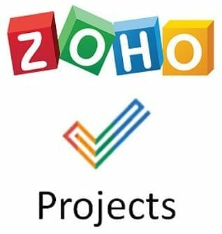 zoho project software logo