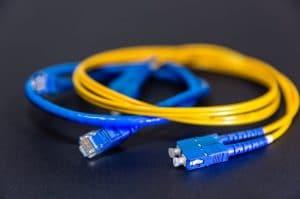 what is fiber internet