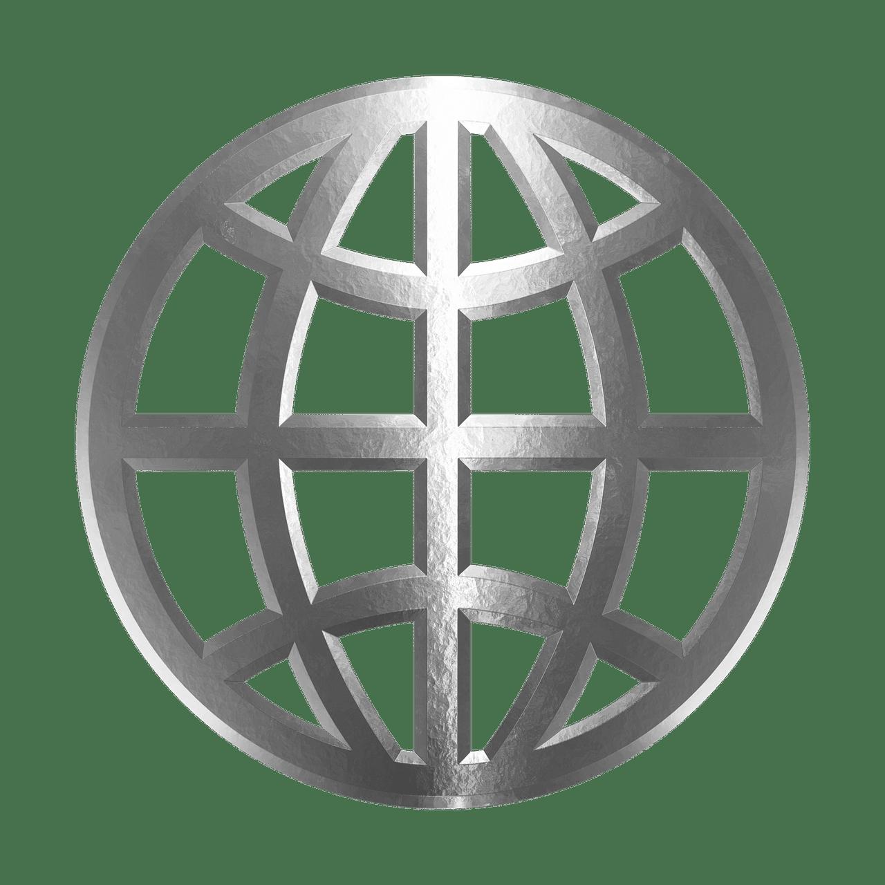 silver net icon