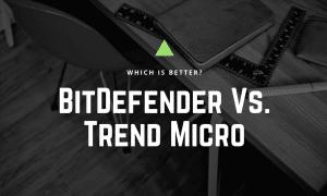 Bitdefender vs Trend Micro