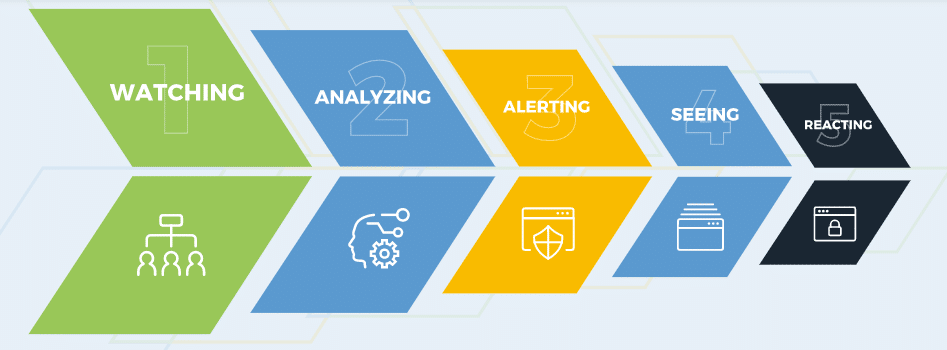 Insider Threat Detection Features