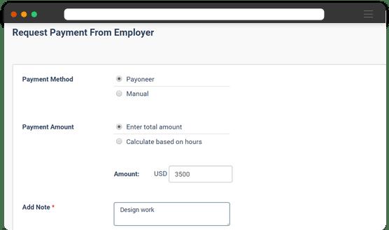 payroll window