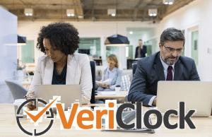 VeriClock Tracking software