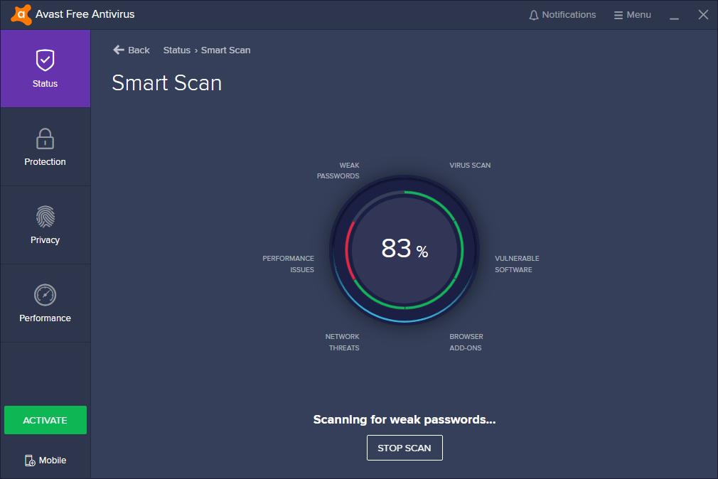 smart scan capture