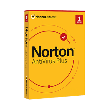 Norton AntiVirus Plus package