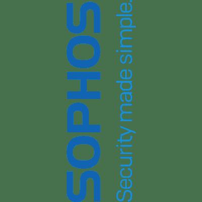 logo of the company sophos