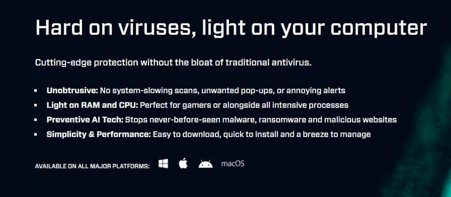 cylance antivirus