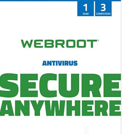 webroot protection