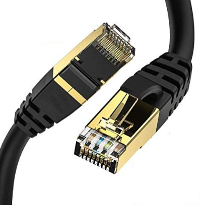 Ethernet Cable DBillionDa Direct CAT8 Gaming Ethernet Cable