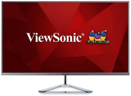 View Sonic full HD monitor