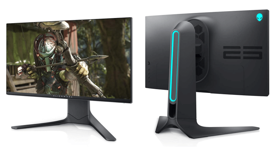 Alienware 25 AW2521HF monitor