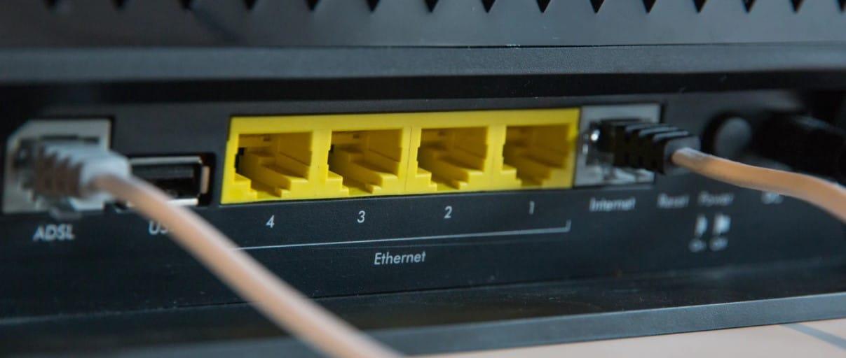 yellow ports