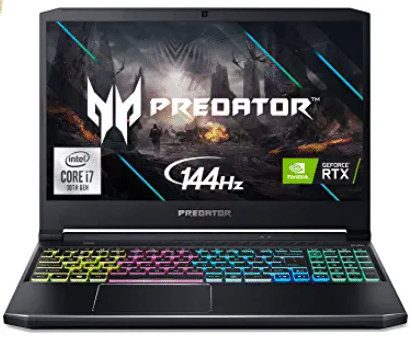 Acar Predator gaming monitor
