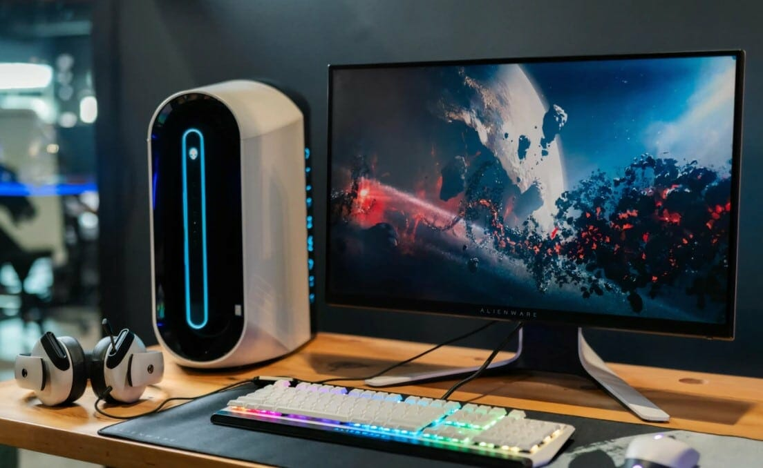 monitor review aoc