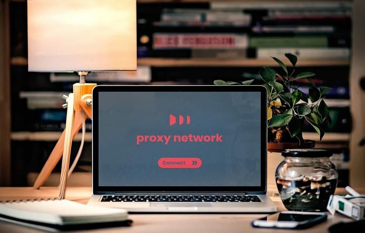 check out proxy