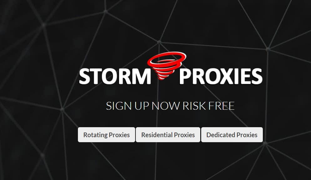 storm proxy is risk free