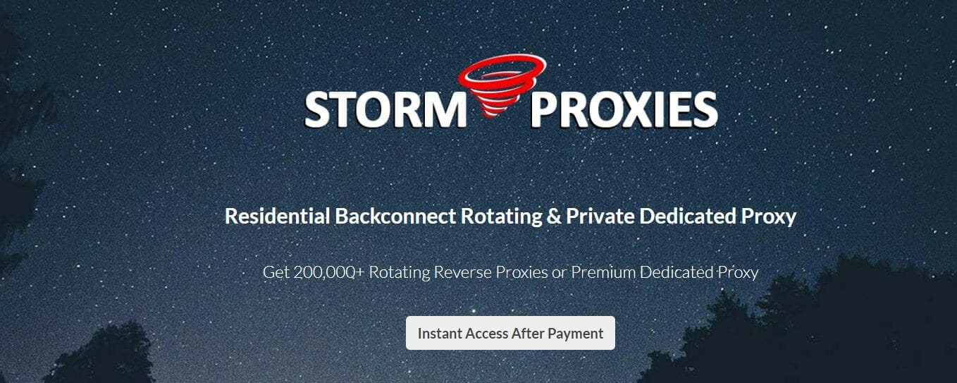 check storm proxies now
