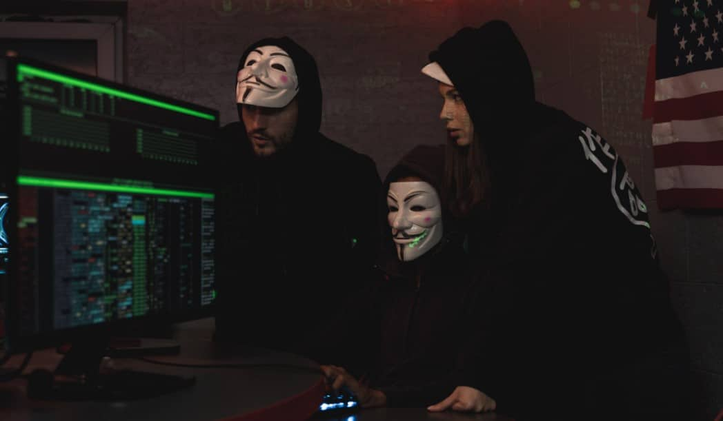 masked hackers
