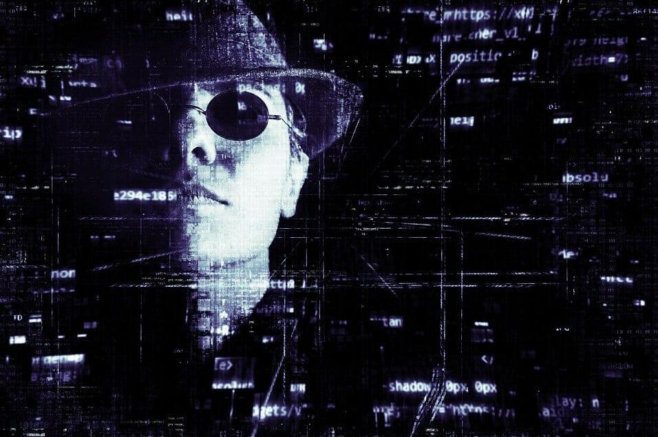 hacker behind the code