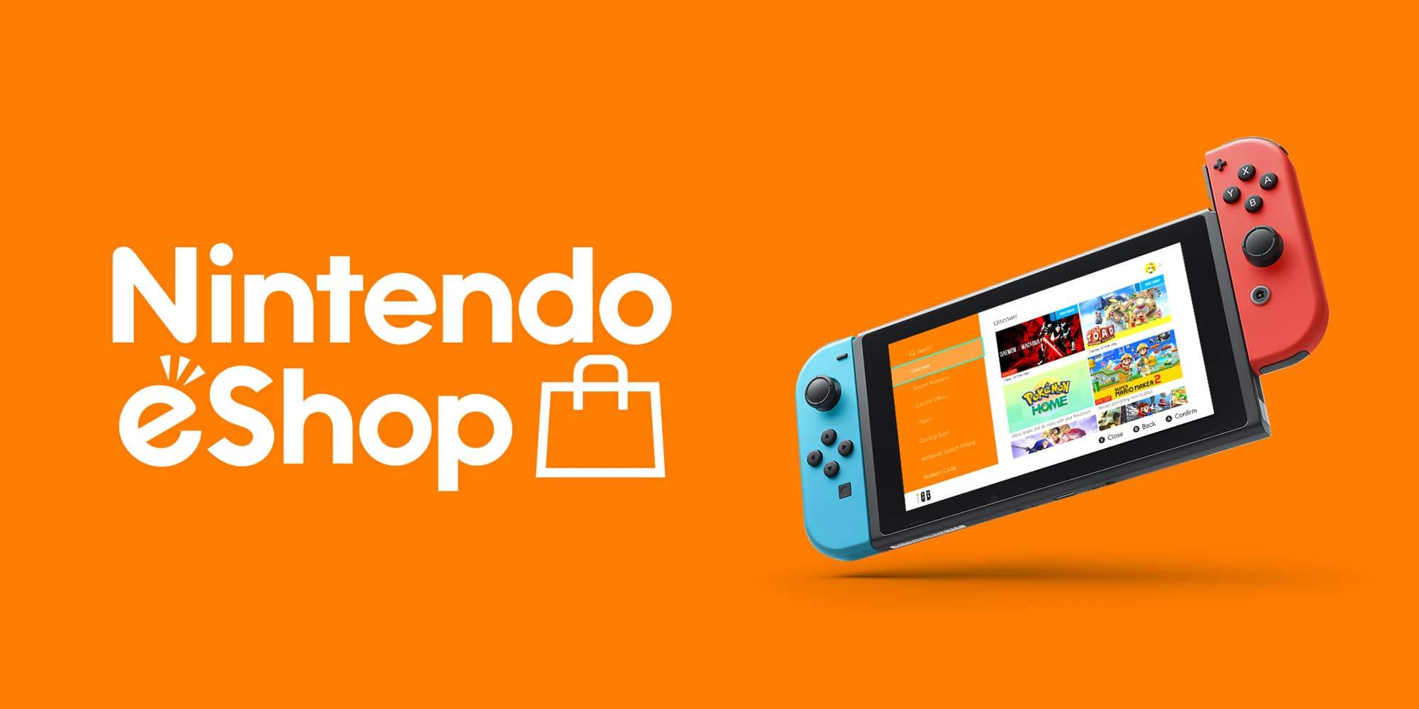 Nintendo eShop capture