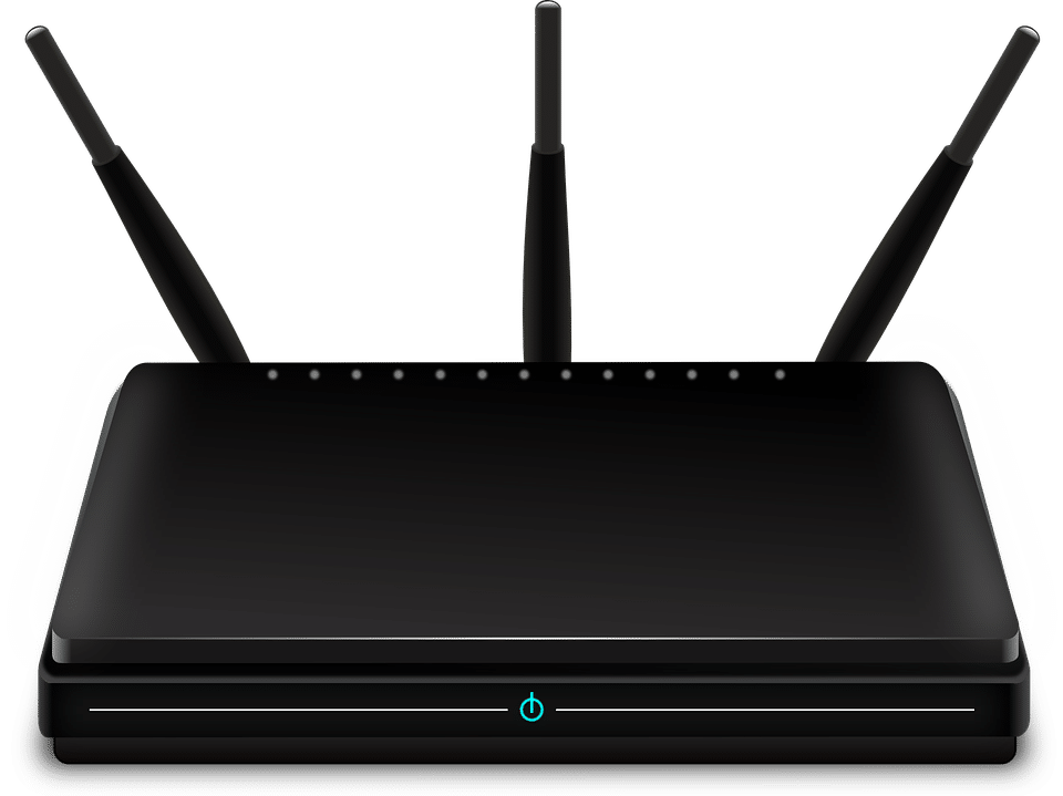 black router