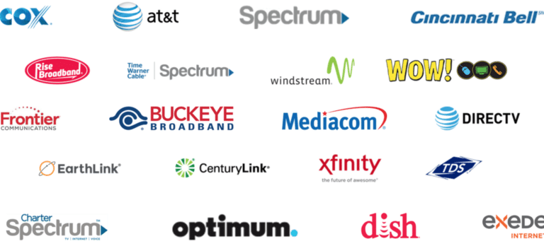 various internet companies in the US