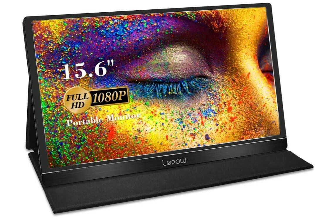 lepow portable monitor review